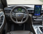 2021 Ford Explorer King Ranch Interior Wallpapers 150x120 (13)