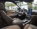 2021 Ford Explorer King Ranch Interior Wallpapers  150x120 (12)