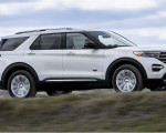 2021 Ford Explorer King Ranch Side Wallpapers 150x120 (6)