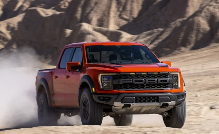 2021 Ford F-150 Raptor Wallpapers HD