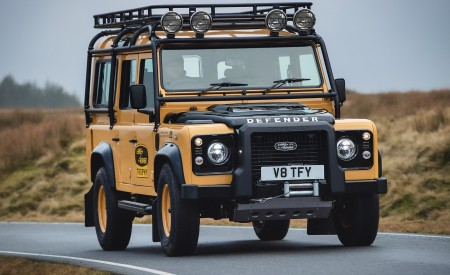 2021 Land Rover Defender Works V8 Trophy Wallpapers HD