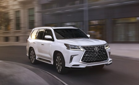 2021 Lexus LX 570 Wallpapers HD