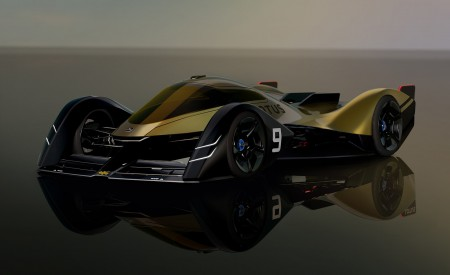 2021 Lotus E-R9 Concept Wallpapers HD