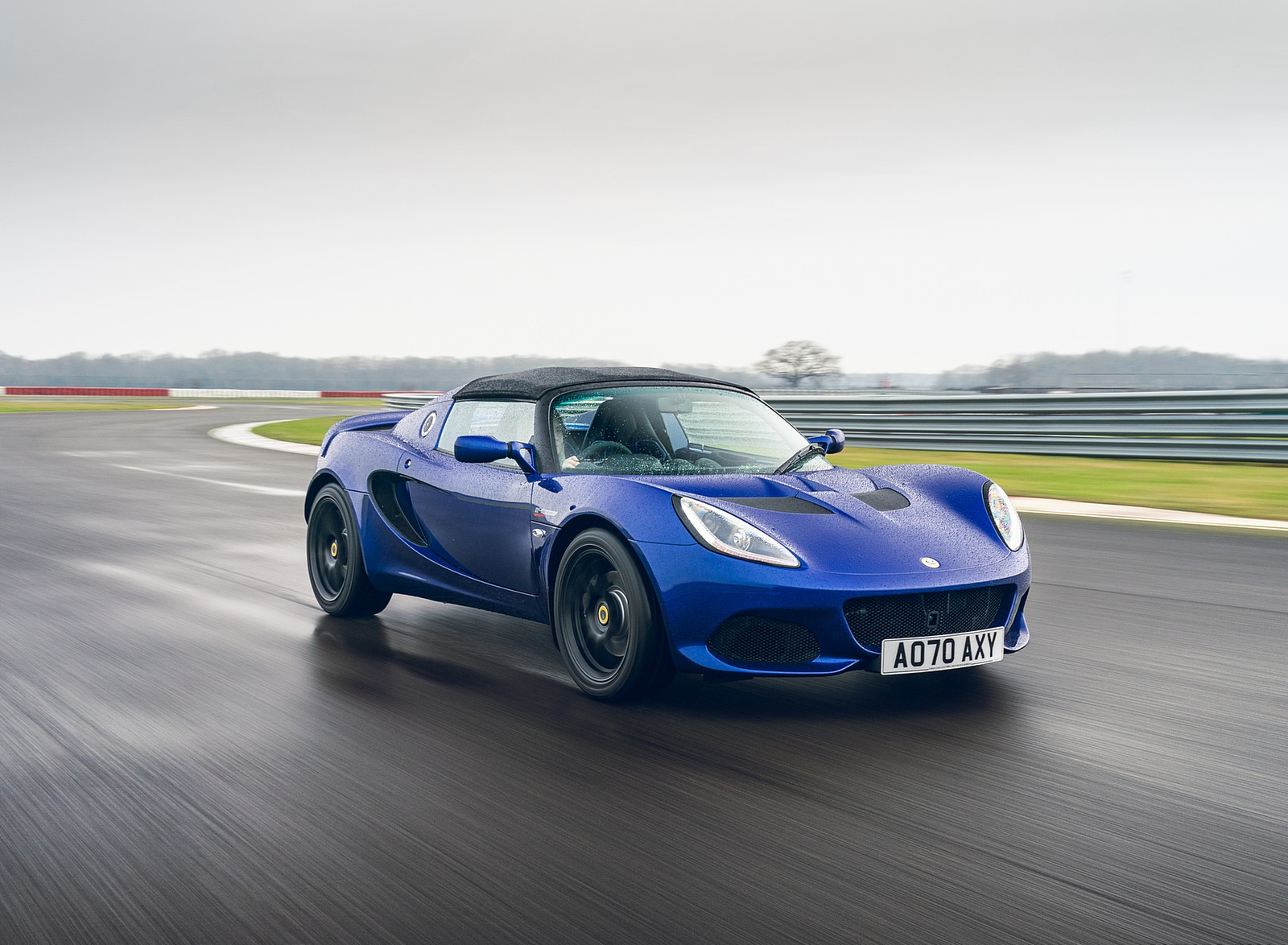2021 Lotus Elise Sport 240 Final Edition Front Three-Quarter Wallpapers  (7)