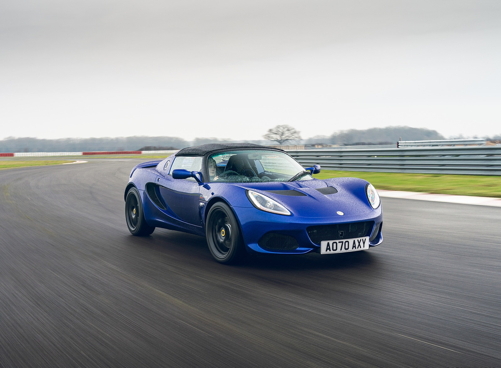 2021 Lotus Elise Sport 240 Final Edition Front Three-Quarter Wallpapers (8)