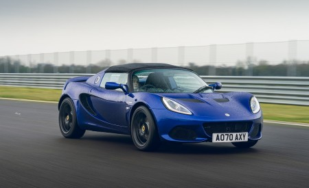 2021 Lotus Elise Sport 240 Final Edition Wallpapers HD