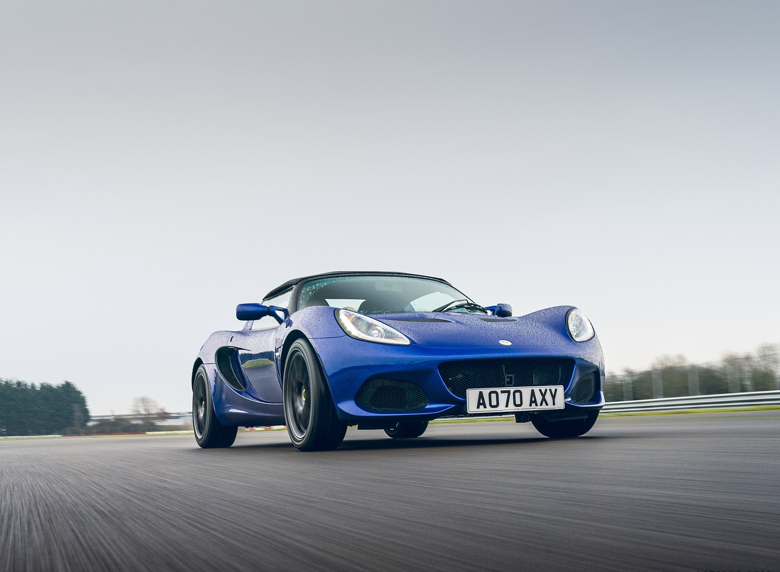 2021 Lotus Elise Sport 240 Final Edition Front Three-Quarter Wallpapers  (9)