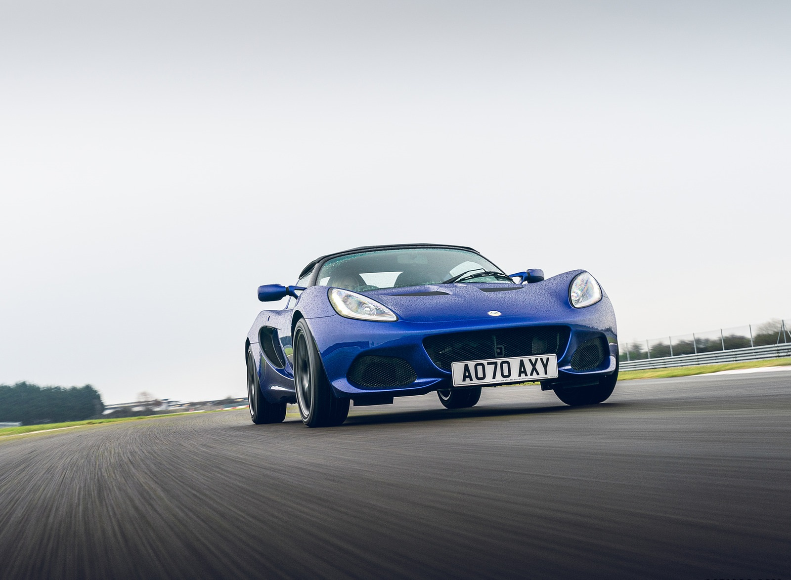 2021 Lotus Elise Sport 240 Final Edition Front Wallpapers  (10)