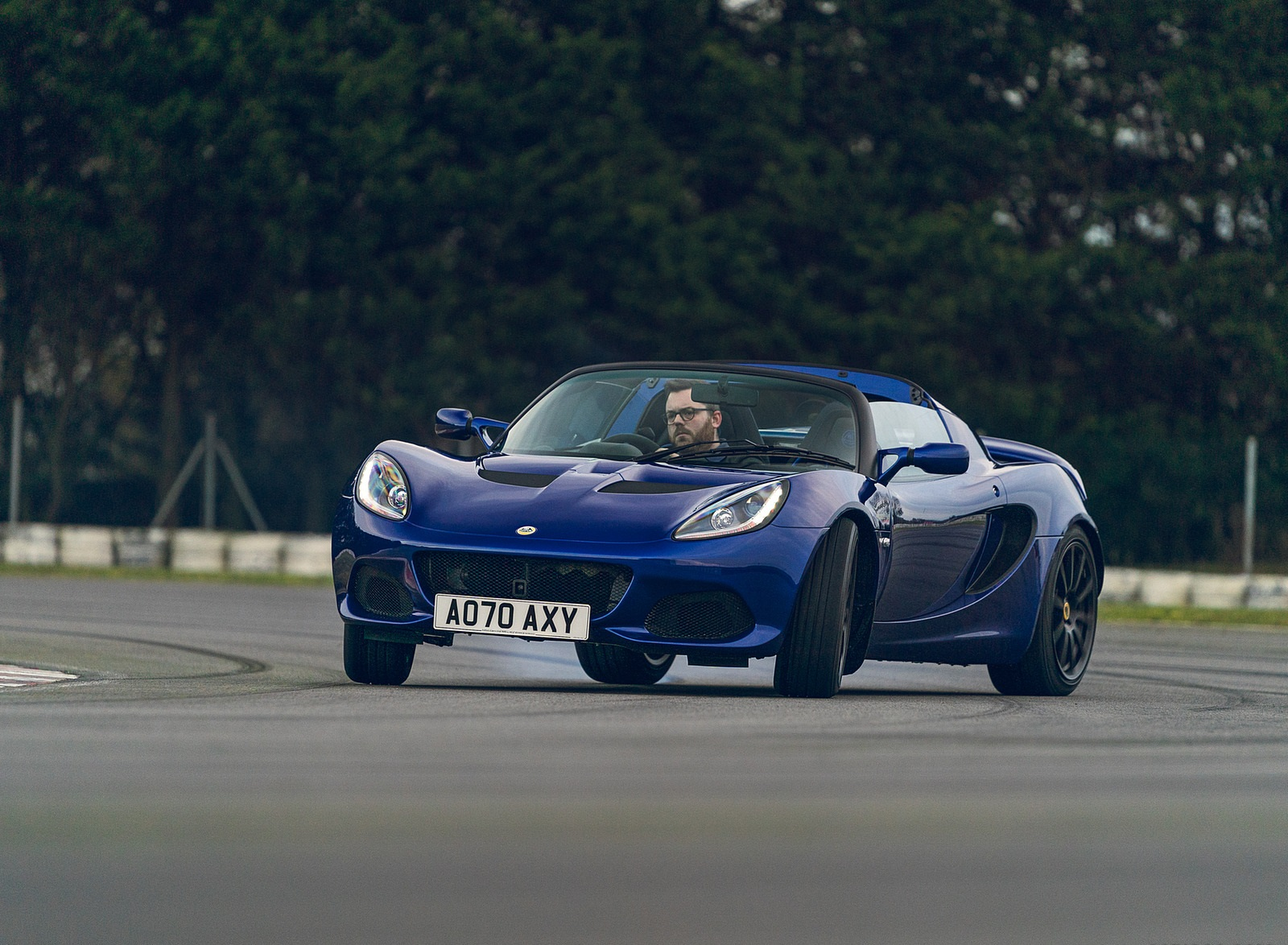 2021 Lotus Elise Sport 240 Final Edition Front Wallpapers (4)