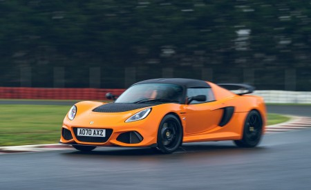 2021 Lotus Exige Sport 390 Final Edition Wallpapers HD