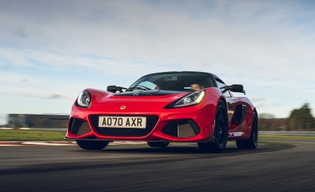 2021 Lotus Exige Sport 420 Final Edition Wallpapers HD