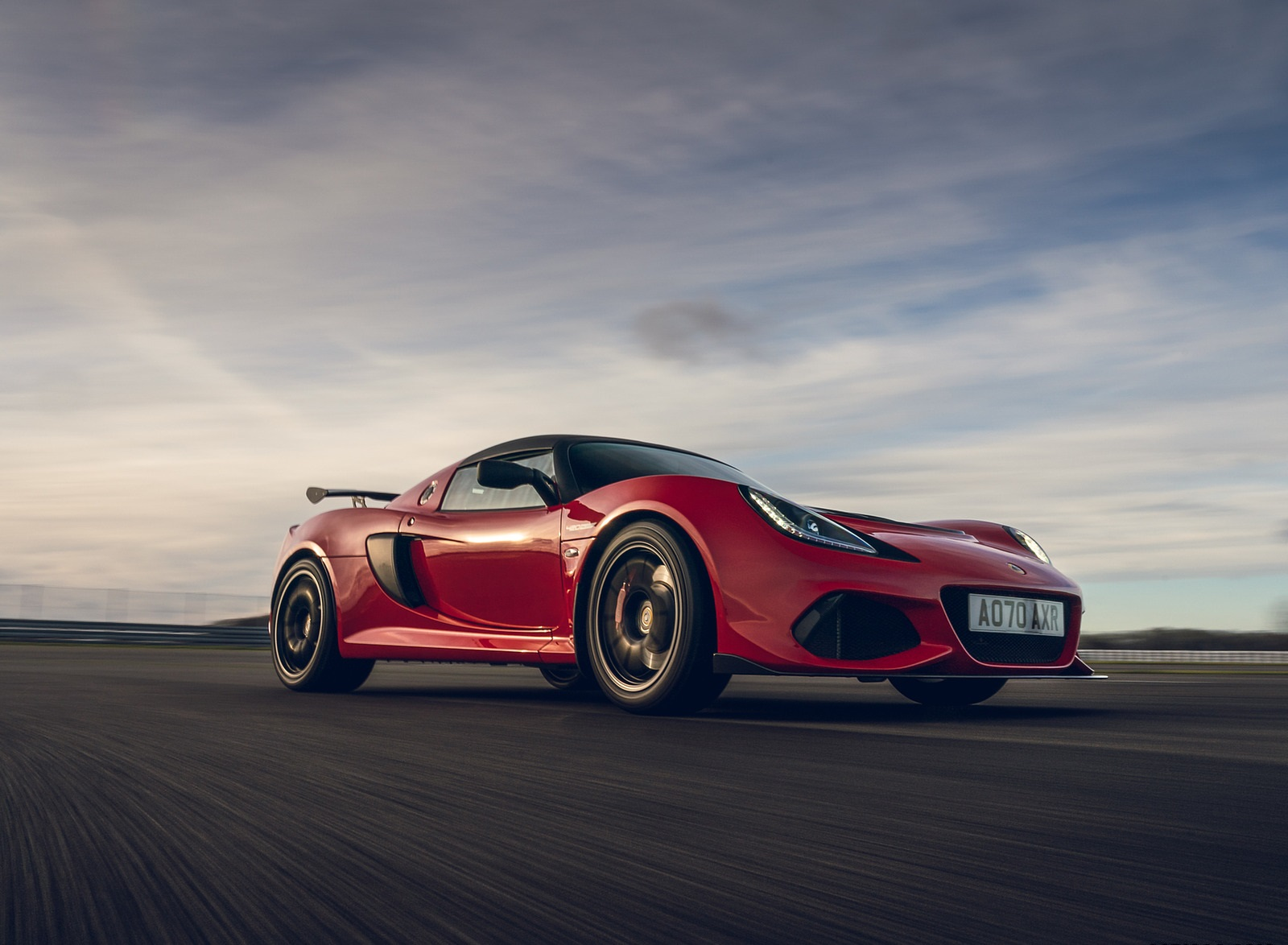 2021 Lotus Exige Sport 420 Final Edition Front Three-Quarter Wallpapers (5)