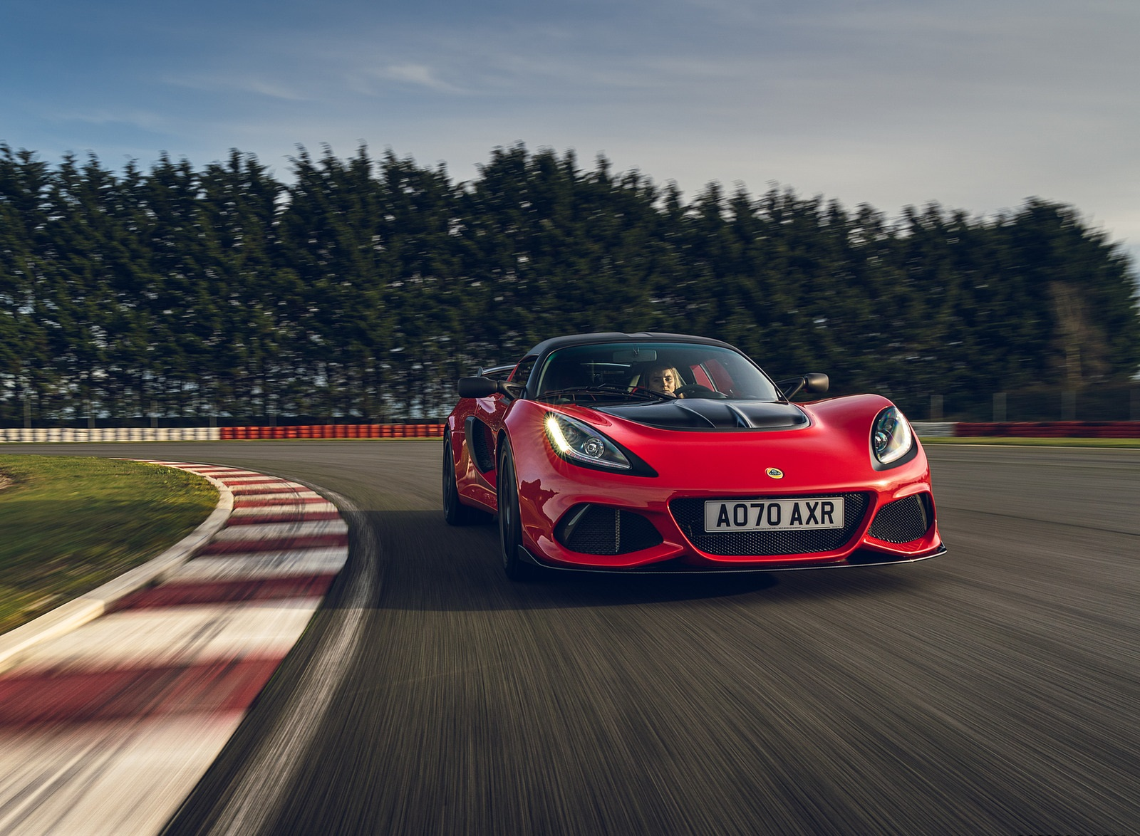 2021 Lotus Exige Sport 420 Final Edition Front Wallpapers  (7)