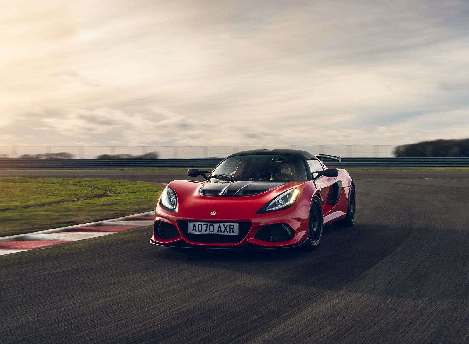 2021 Lotus Exige Sport 420 Final Edition Front Wallpapers  (8)