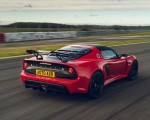 2021 Lotus Exige Sport 420 Final Edition Rear Three-Quarter Wallpapers 150x120 (13)
