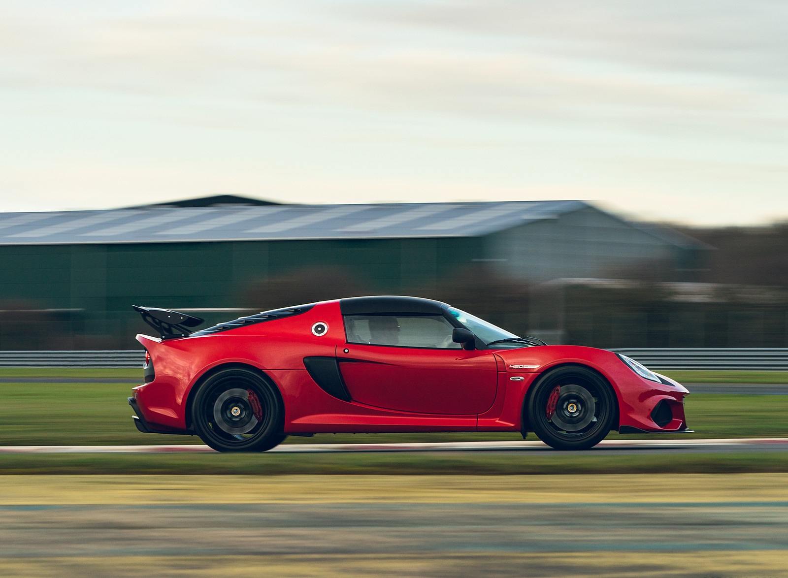 2021 Lotus Exige Sport 420 Final Edition Side Wallpapers (10)