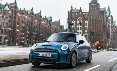 2021 MINI Cooper SE Electric Wallpapers HD