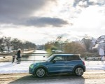 2021 MINI Cooper SE Electric Side Wallpapers  150x120 (14)