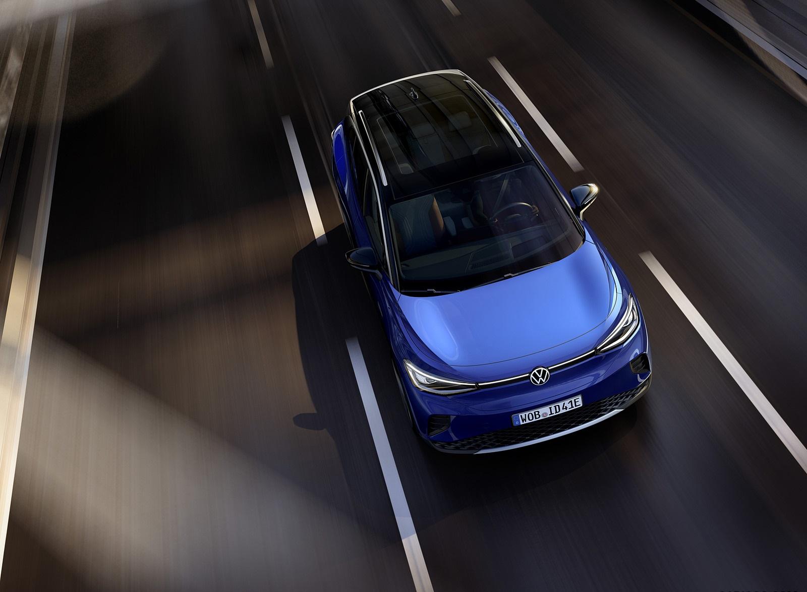 2021 Volkswagen ID.4 1ST Max Top Wallpapers (6)