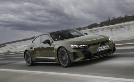 2022 Audi RS e-tron GT Wallpapers HD