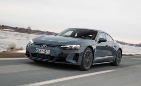 2022 Audi E-tron GT Wallpapers HD