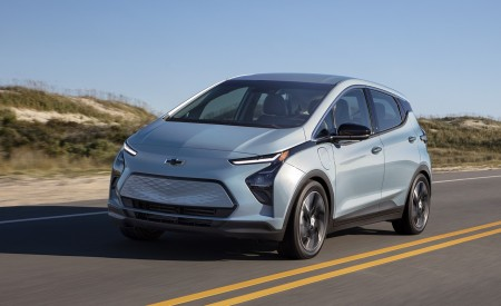2022 Chevrolet Bolt EV Wallpapers HD