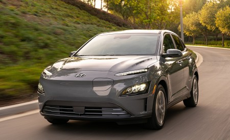 2022 Hyundai Kona Electric Wallpapers HD