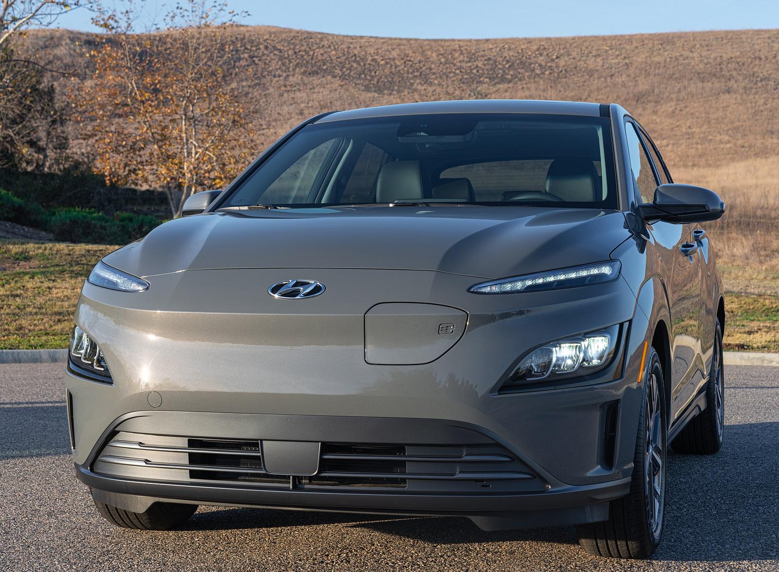 2022 Hyundai Kona Electric Front Wallpapers (5)
