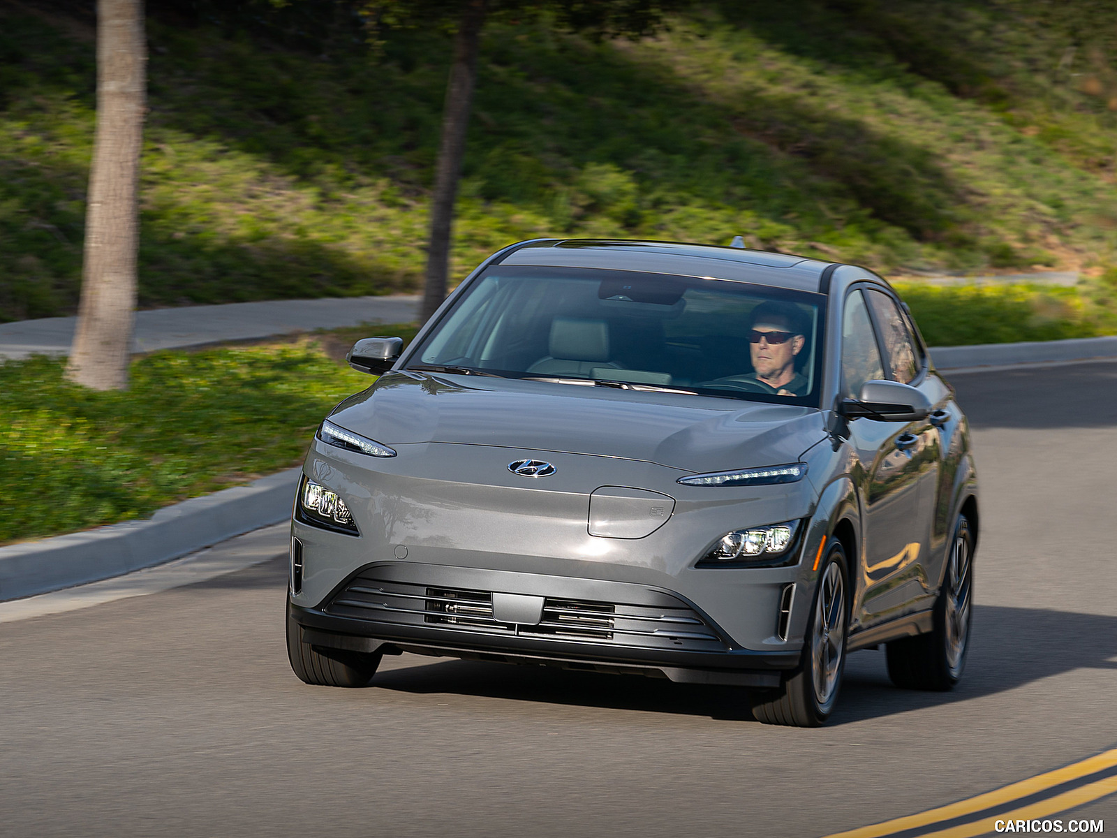 2022 Hyundai Kona Electric Front Wallpapers (3)