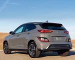 2022 Hyundai Kona Electric Rear Three-Quarter Wallpapers 150x120 (7)