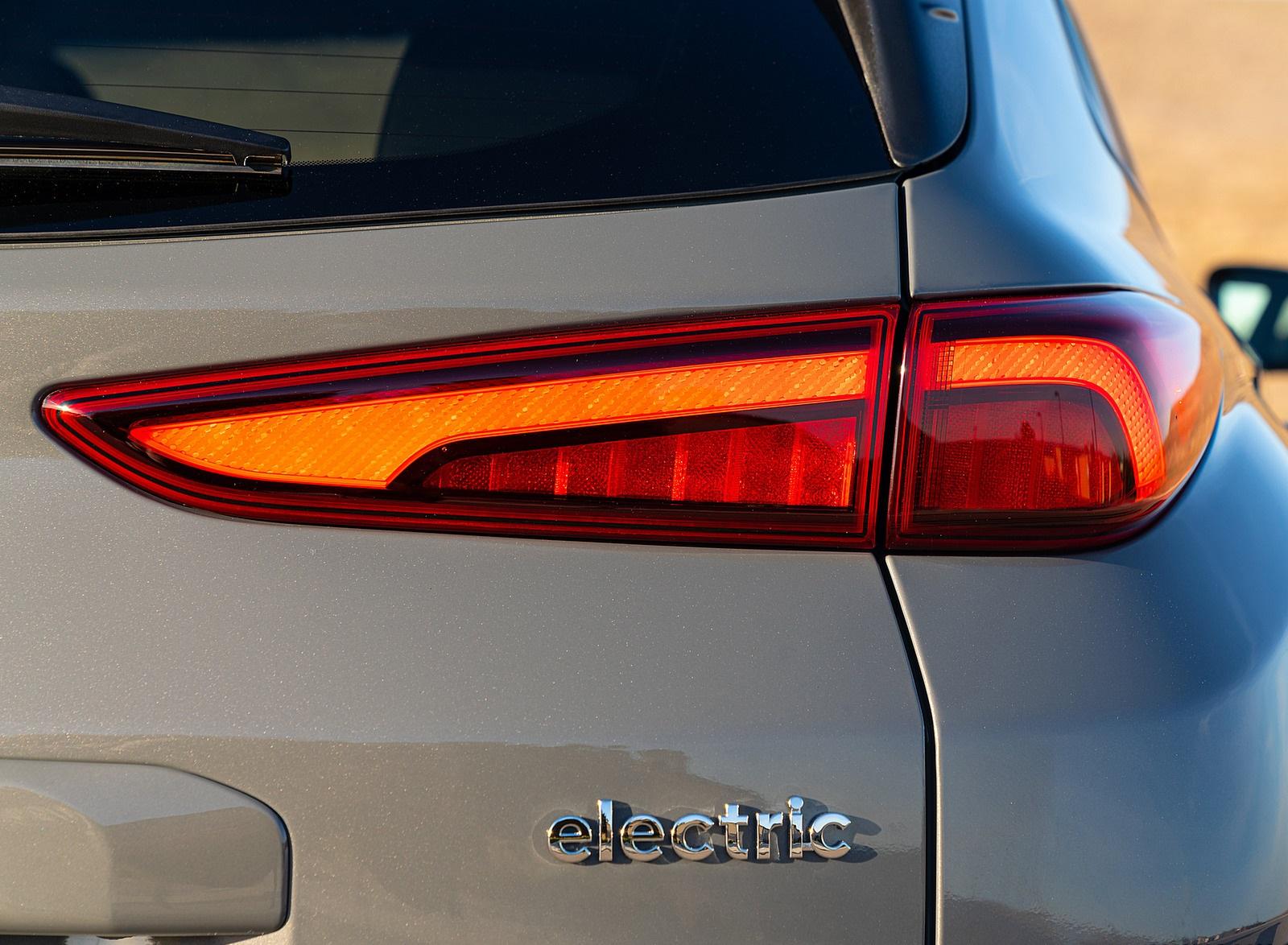 2022 Hyundai Kona Electric Tail Light Wallpapers (10)