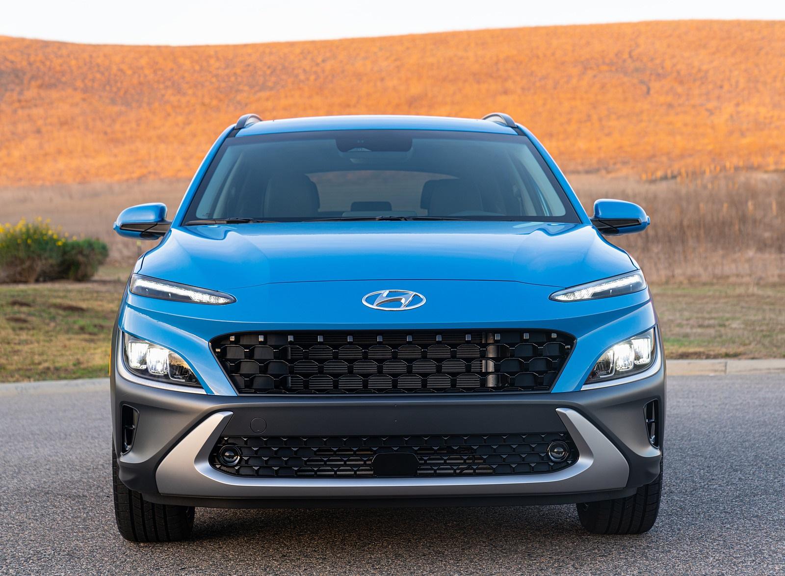 2022 Hyundai Kona Limited Front Wallpapers (9)