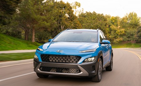 2022 Hyundai Kona Limited Wallpapers HD
