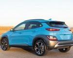 2022 Hyundai Kona Limited Rear Three-Quarter Wallpapers 150x120 (10)