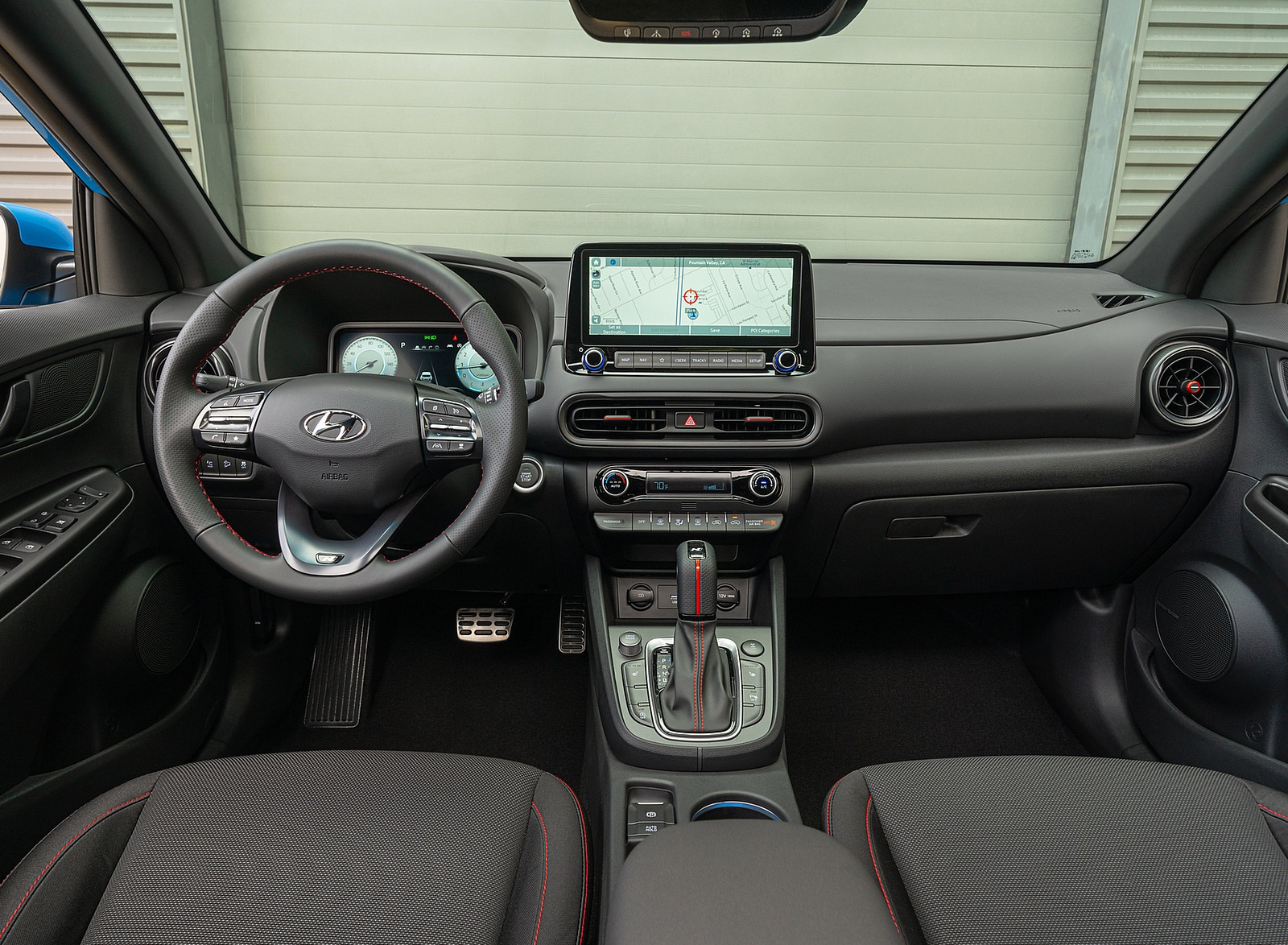 2022 Hyundai Kona N Line Interior Cockpit Wallpapers (10)