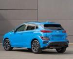 2022 Hyundai Kona N Line Rear Three-Quarter Wallpapers 150x120 (4)