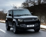 2022 Land Rover Defender V8 90 Wallpapers HD