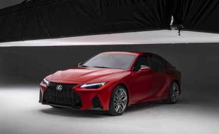 2022 Lexus IS 500 F Sport Performance Wallpapers HD