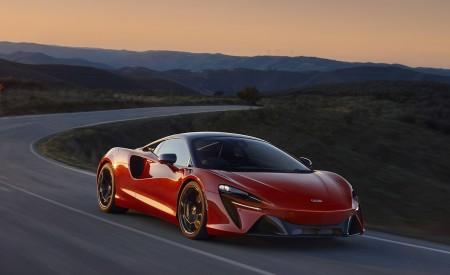 2022 McLaren Artura Wallpapers HD