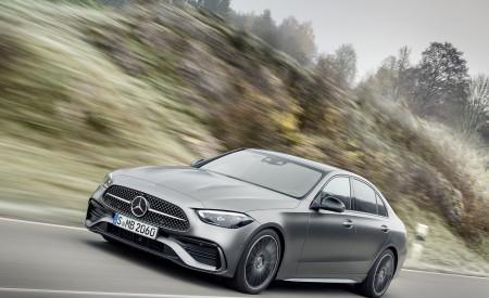 2022 Mercedes-Benz C-Class Wallpapers HD
