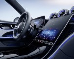 2022 Mercedes-Benz C-Class Wagon T-Model Central Console Wallpapers 150x120 (47)
