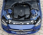 2022 Mercedes-Benz C-Class Wagon T-Model (Color: Spectral Blue) Engine Wallpapers 150x120 (31)