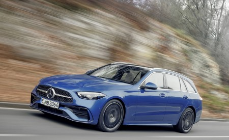 2022 Mercedes-Benz C-Class Wagon Wallpapers HD
