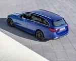 2022 Mercedes-Benz C-Class Wagon T-Model (Color: Spectral Blue) Rear Three-Quarter Wallpapers 150x120 (25)