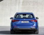 2022 Mercedes-Benz C-Class Wagon T-Model (Color: Spectral Blue) Rear Wallpapers 150x120 (27)