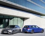 2022 Mercedes-Benz C-Class Wagon T-Model (Color: Spectral Blue) Wallpapers 150x120 (19)