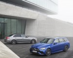 2022 Mercedes-Benz C-Class Wagon T-Model (Color: Spectral Blue) Wallpapers 150x120 (20)
