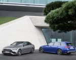 2022 Mercedes-Benz C-Class Wagon T-Model (Color: Spectral Blue) Wallpapers 150x120 (21)