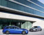 2022 Mercedes-Benz C-Class Wagon T-Model (Color: Spectral Blue) Wallpapers 150x120 (22)