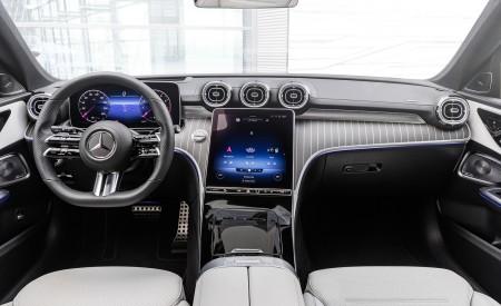 2022 Mercedes-Benz C-Class Wagon T-Model Interior Cockpit Wallpapers 450x275 (35)